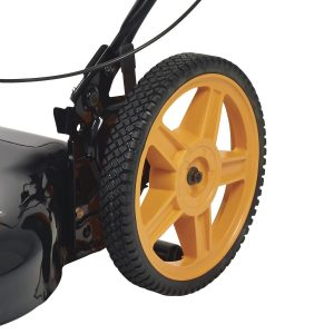 Poulan Pro 961120131 PR500N21SH Briggs 500ex Side Discharge:Mulch 2-in-1 Hi-Wheel Push Mower 12-inch wheels