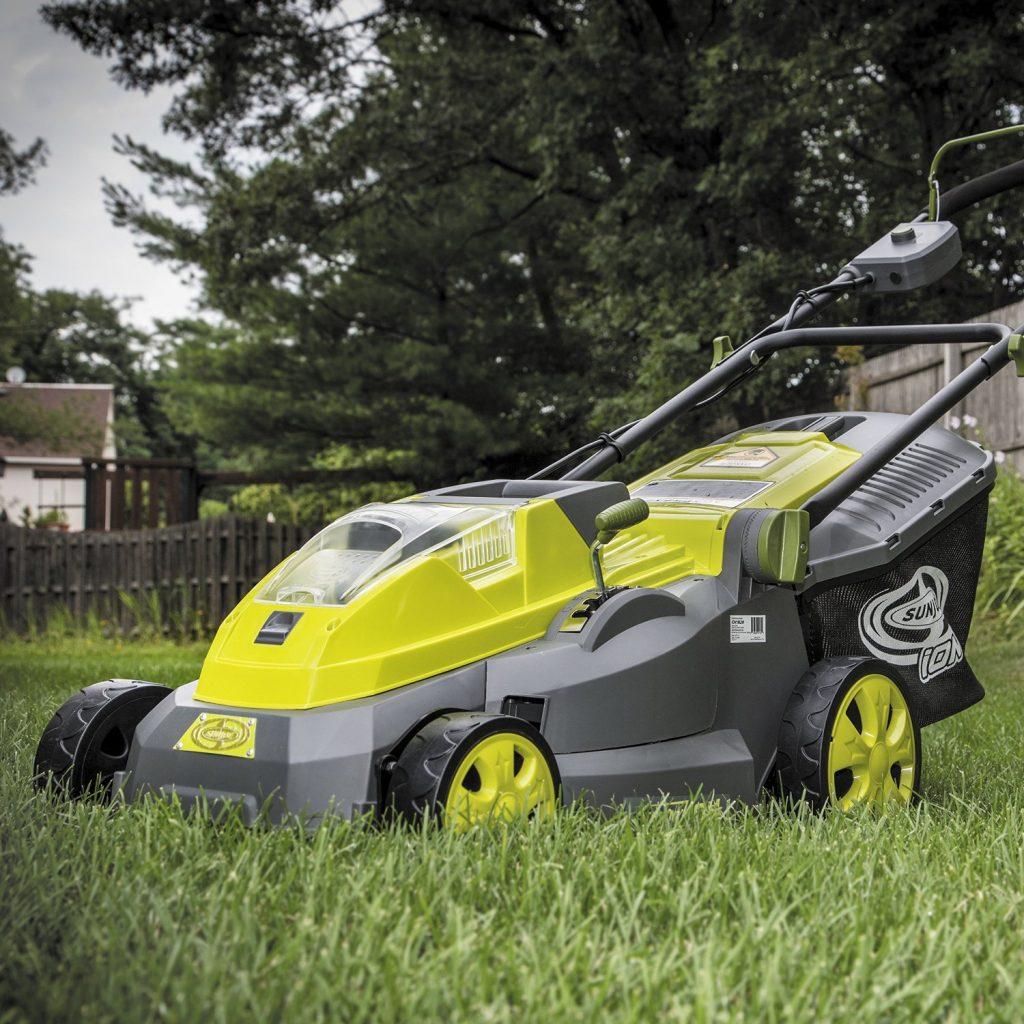 Sun Joe iON16LM iON 40V Cordless Lawn Mower