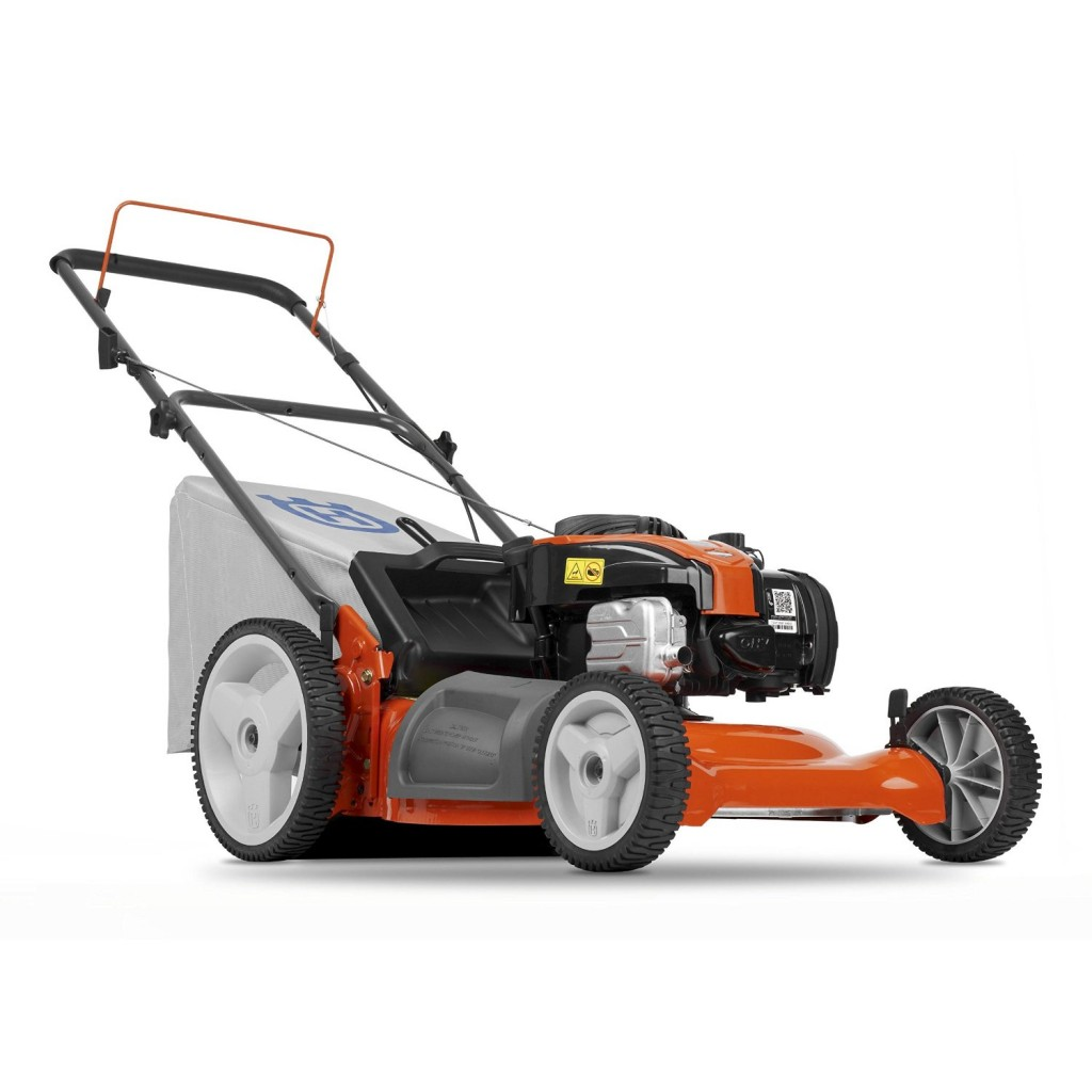 Husqvarna 5521p gas mower review