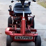 Old Snapper Rear Engine Riding Mowers