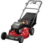 Snapper SP90 21-Inch Rear Wheel Drive Variable Speed Self-Propelled Lawn Mower with 775ex Series OHV 175cc Engine