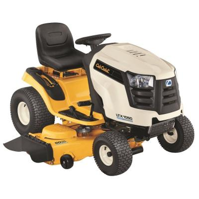 Cub Cadet LTX1050 50 in. 24 HP V-Twin Hydrostatic Drive Front-Engine Riding Mower review