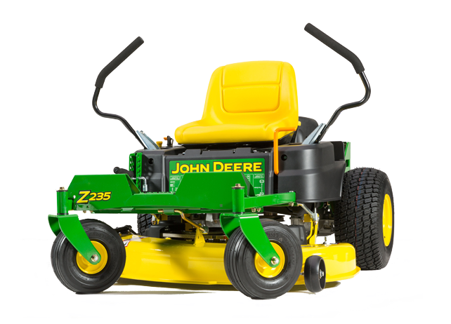 John Deere Z235 Review