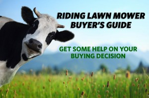the best riding-lawn-mower-buyer's-guide