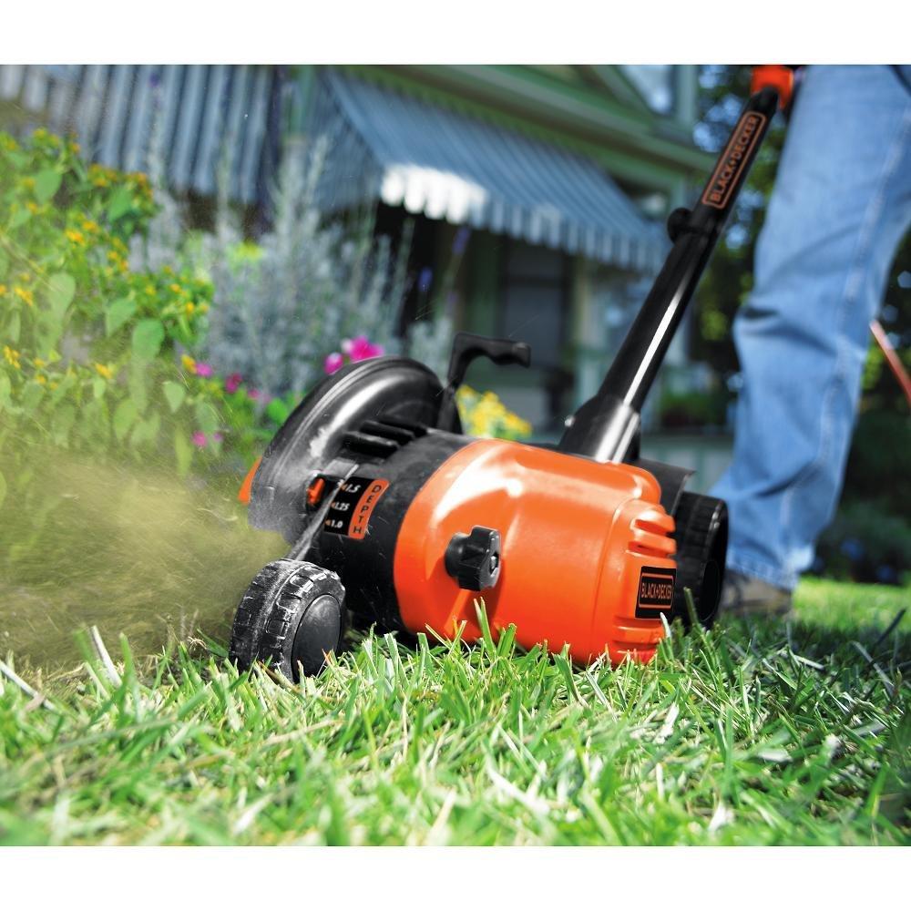 black decker le750 lawn edger review top5lawnmowers com
