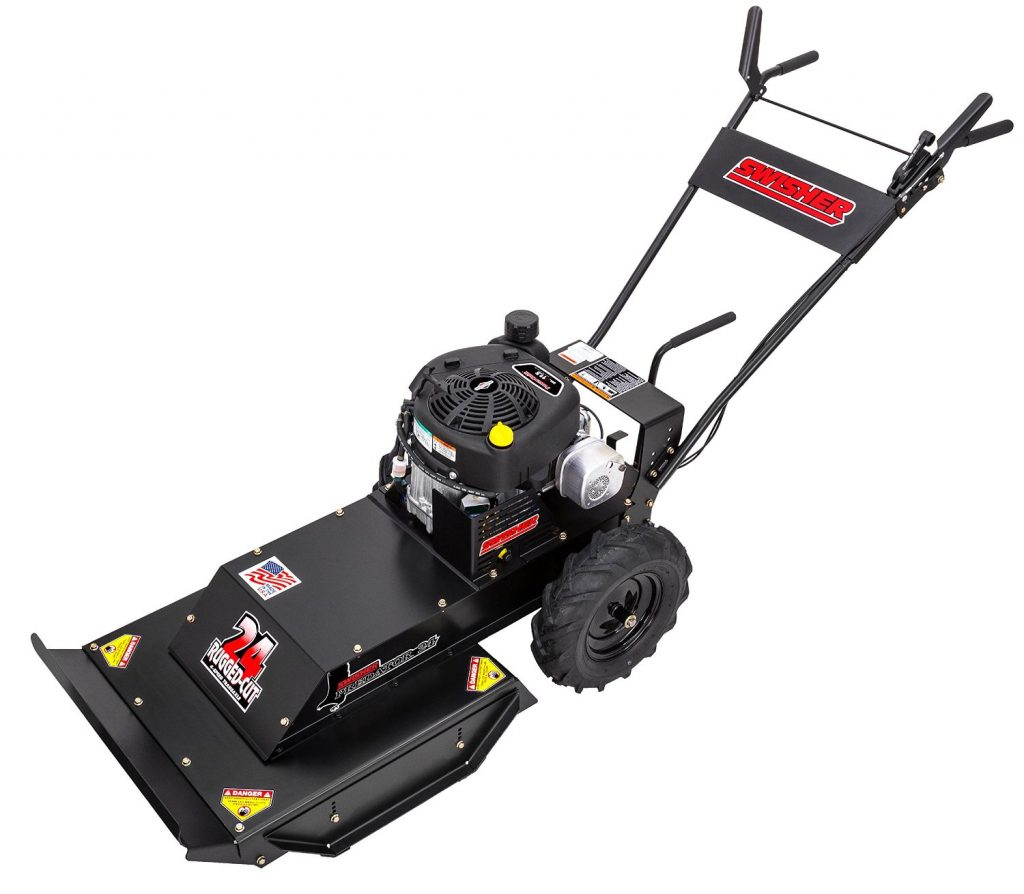 Swisher Commercial Walk Behind Lawn Mower