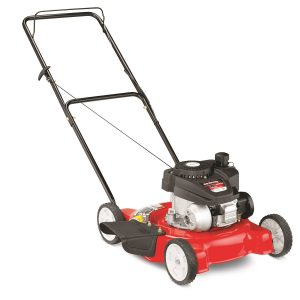 Yard Machines 11A-02SB700, 140cc 20-Inch Push Mower Review