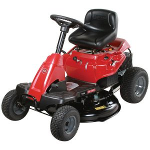 """Craftsman 30"""" 6-Speed Rear Engine 420cc Riding Mower review"""