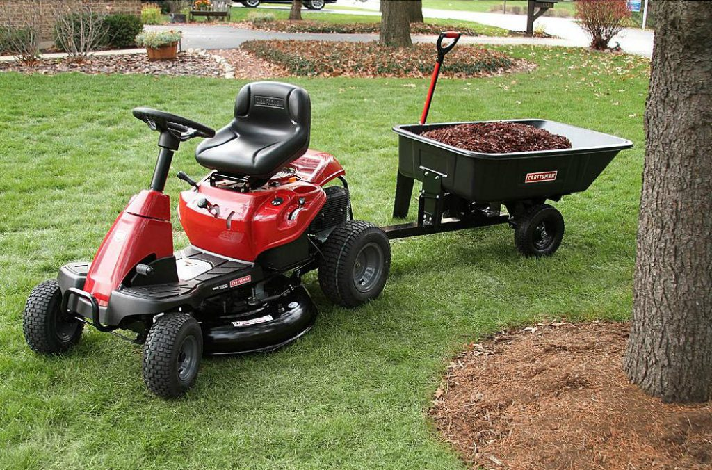 Craftsman Rear Engine Riding Mower 420cc Review