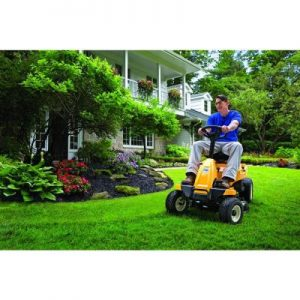 CUB CADET 420CC OHV 6-SPEED REAR ENGINE RIDING MOWER-lawn usage