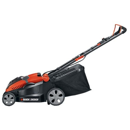 Black & Decker CM1640 16-Inch Cordless Electric Mower