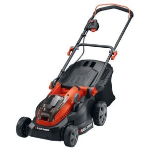 Black & Decker CM1640 16-Inch Cordless Mower, 40-volt Review