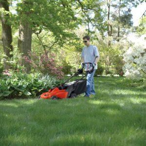 Black & Decker SPCM1936 Cordless Electric Self-Propelled Lawn Mower