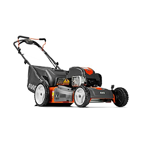 Husqvarna 961430103 HU725AWD 22-Inch 3-in-1 AWD Mower with Briggs & Stratton 725ex Engine, CARB Compliant review