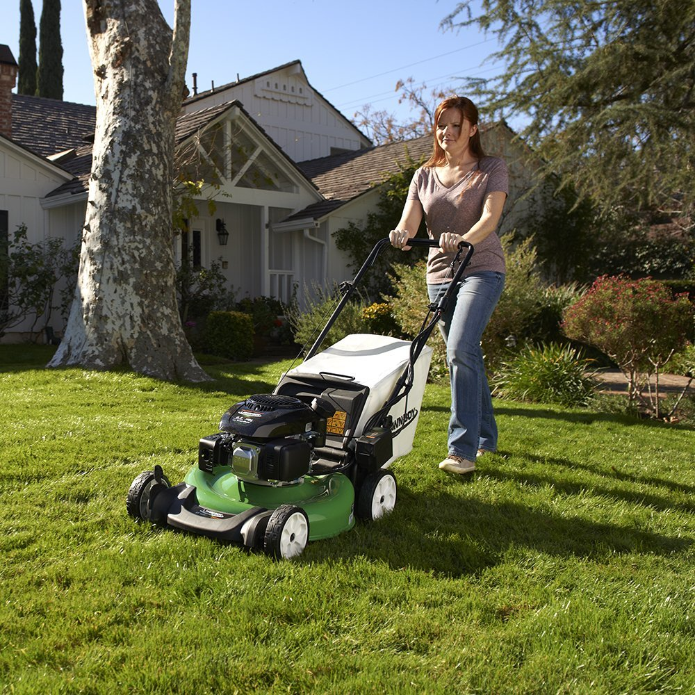 One Of The Best Self Propelled Lawn Mowers The Lawn Boy
