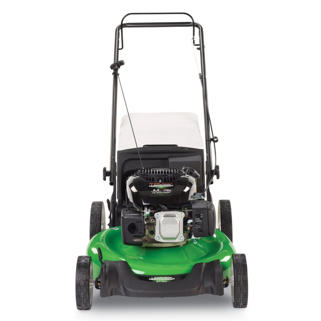 Lawn-Boy 17730 Carb Compliant Kohler High Wheel Push Gas Walk Behind Lawn Mower