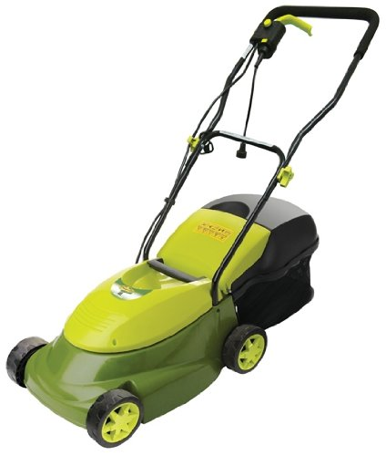 Sun Joe MJ401e Mow Joe, 14 inch, 12 Amp Electric Lawn Mower with Grass Catcher Review