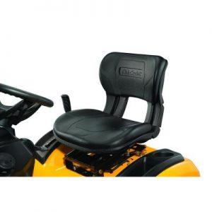 CUB CADET XT1 ENDURO SERIES seat detail