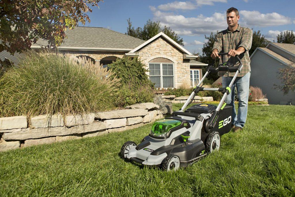EGO Power+ 56-Volt Lithium-ion Cordless Lawn Mower