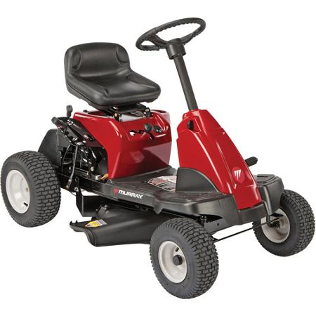 Murray 24 Inch Rear Engine Riding Mower Review