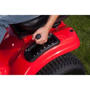 Snapper ST1842, 42 inch Lawn Tractor Height Adjustment