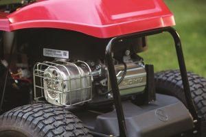 Troy-Bilt 420cc Motor Detail