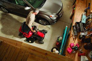 Troy-Bilt 420cc Rear Engine Rider Review