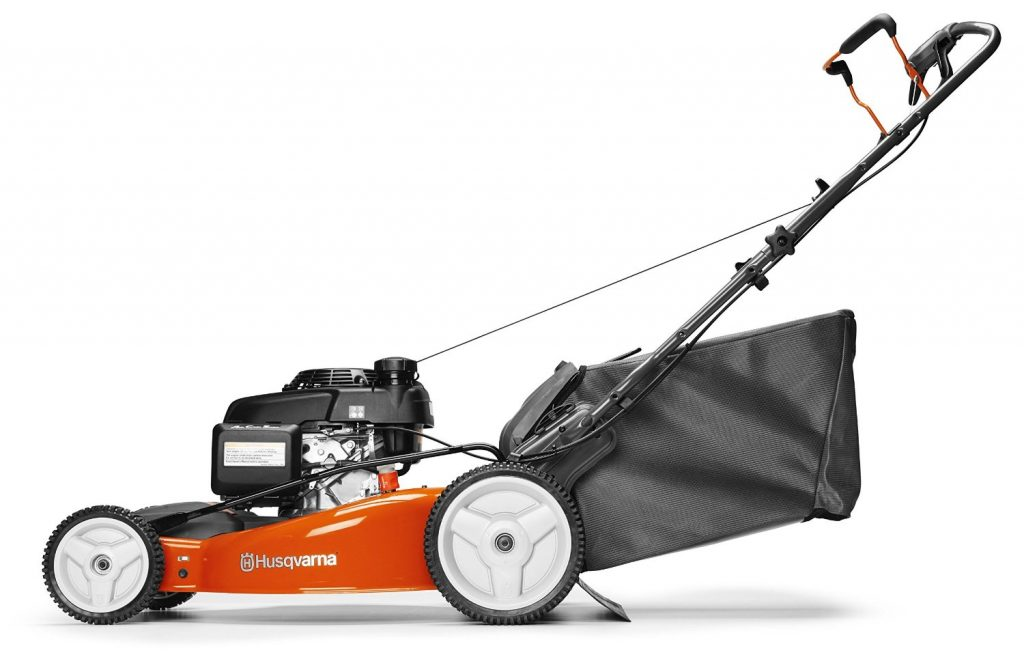 Husqvarna HU700H (961450023) 21 inch Rear Wheel Drive Mower Review