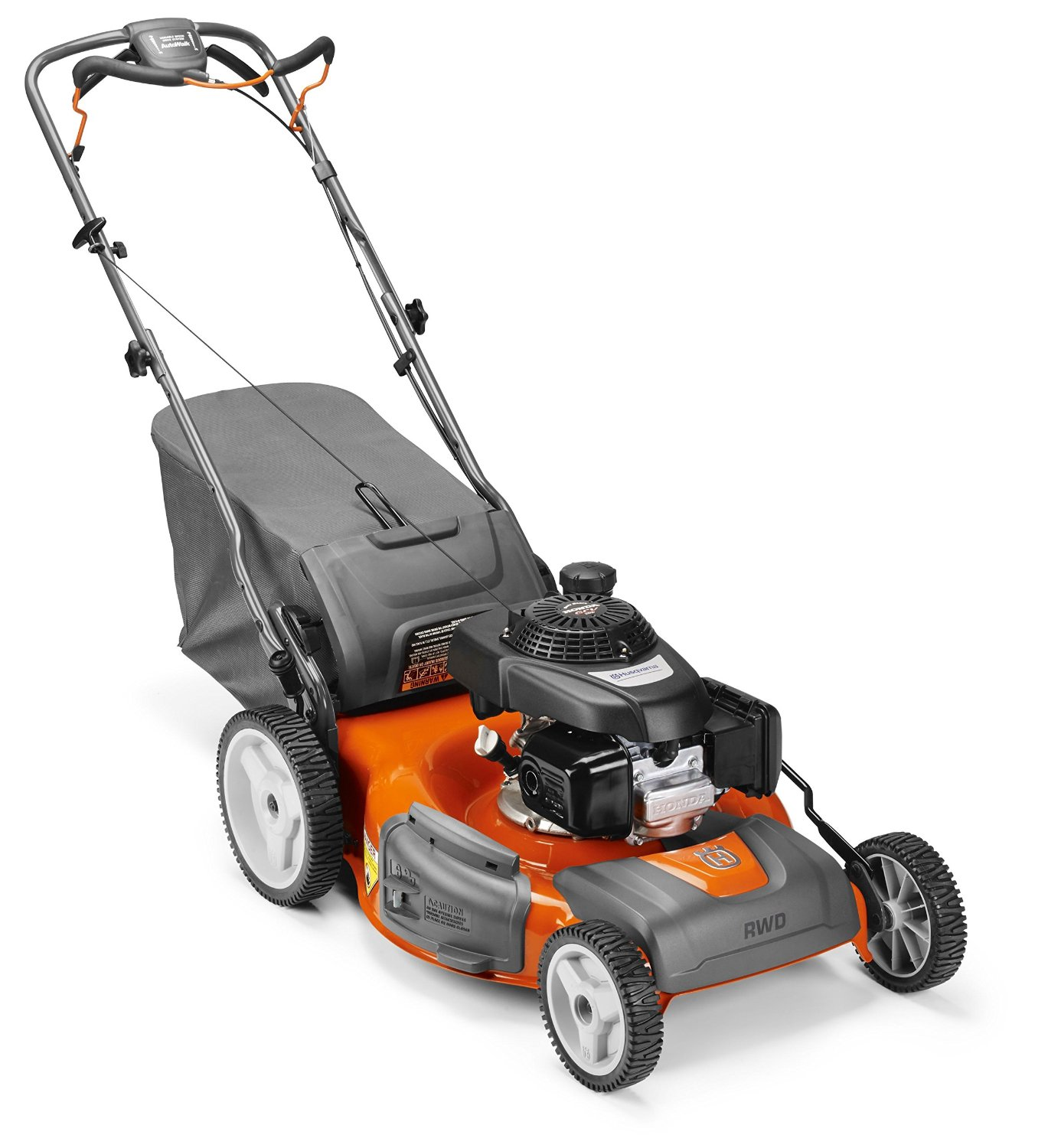 Husqvarna HU700H (961450023) Rear Wheel Drive Mower Review    Top5LawnMowers.com