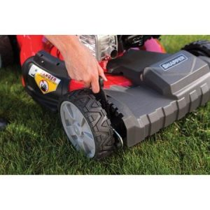 Snapper 21 inch Self Propelled Gas Mower Height Adjustment
