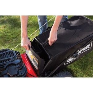 Snapper 21 inch Self Propelled Gas Mower with Rear Bag
