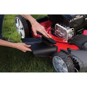 Snapper SP80 Self Propelled Gas Mower with Side Discharge Option