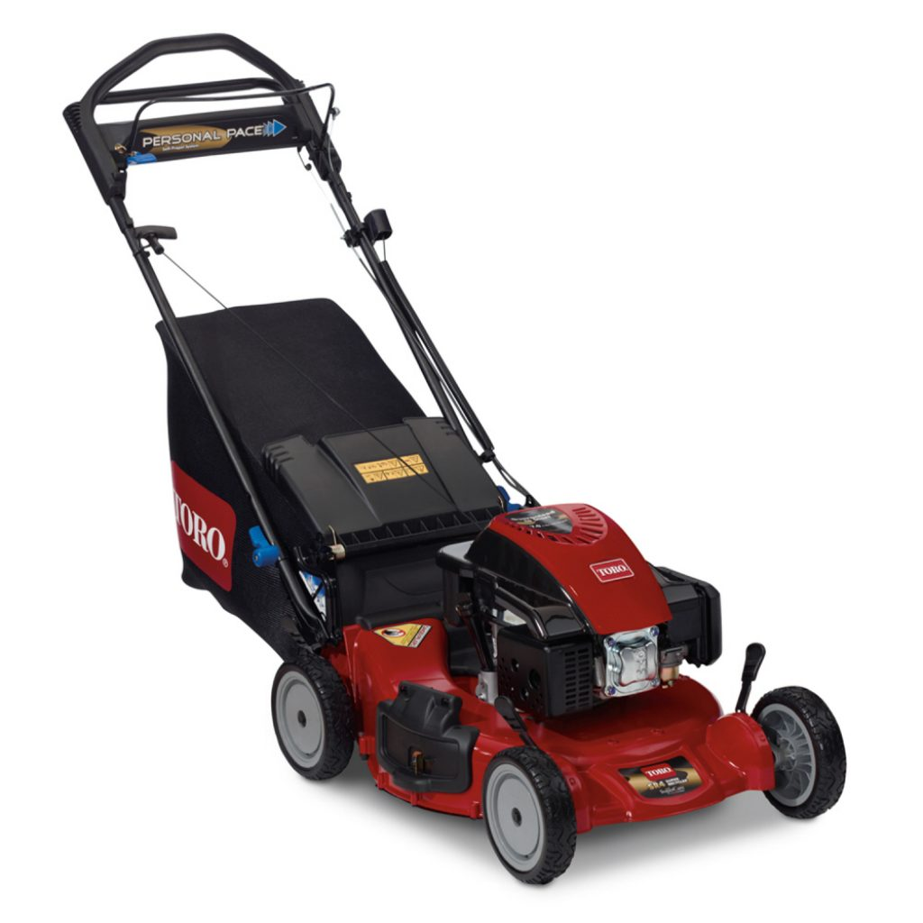 Toro 20383 Super Recycler Mower review