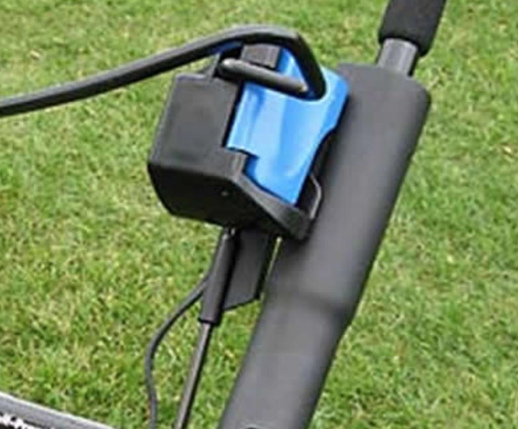 Toro Super Recycler Blade Override System