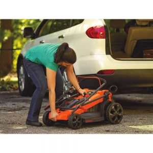 Black and Decker MM2000 compact and foldable model