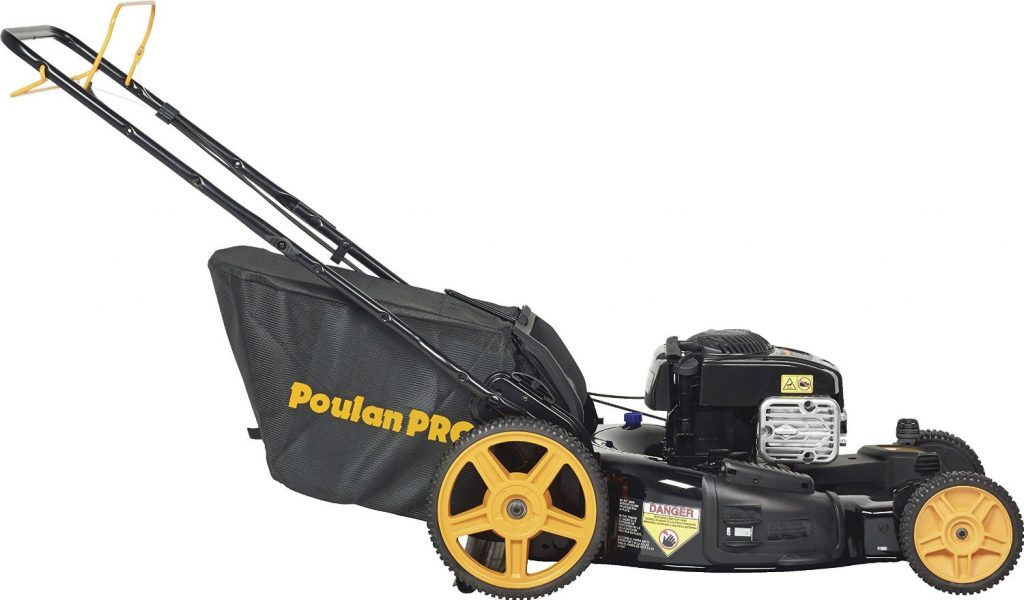 Poulan Pro 961420127 Front Wheel Self Propelled 22 inch Mower
