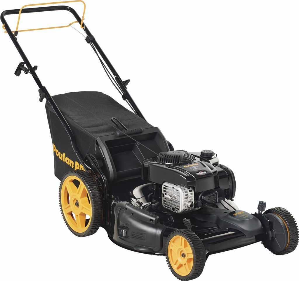 Poulan Pro 961420127 Mower Review