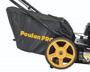 Poulan Pro 961420127 rear bag
