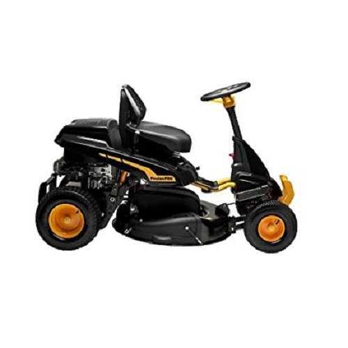 "Poulan Pro 960220027 30"" 10.5 HP Briggs and Stratton 4-Speed Gear Gas Rear Engine Riding Mower"