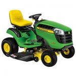 John Deere Lawn Mower Tractor D125-Review